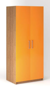 Шкаф распашной 2х дверный ВАР 1