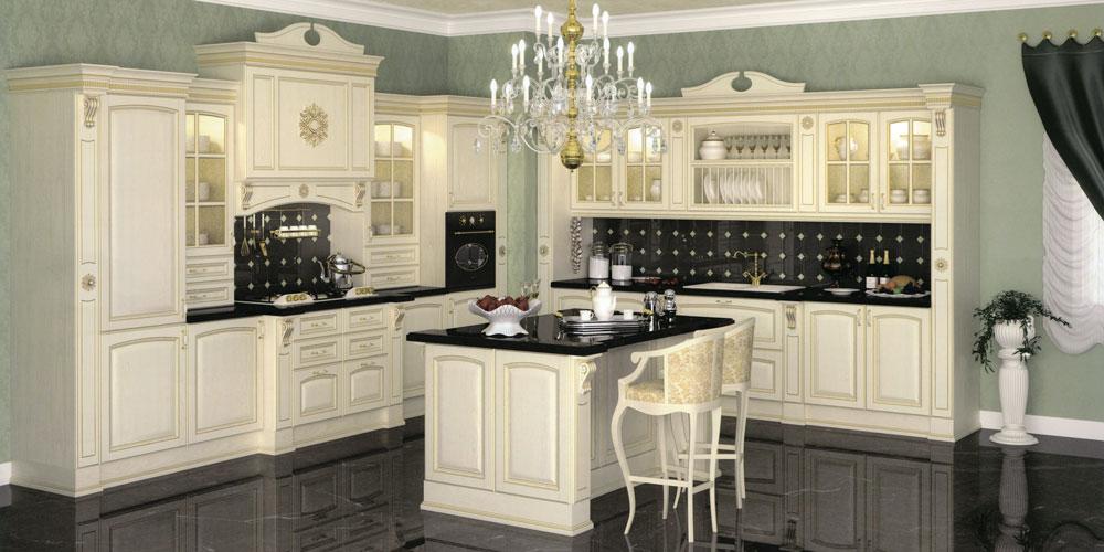 кухни итальянские фото