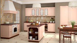 кухня альмерия абрикос