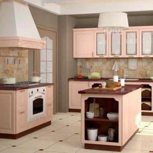 кухня альмерия абрикос 2