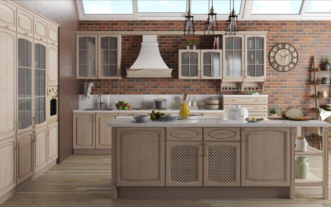 Кухни на заказ — проектируйте с нами!