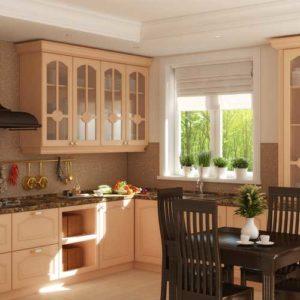 кухня верона крем 2
