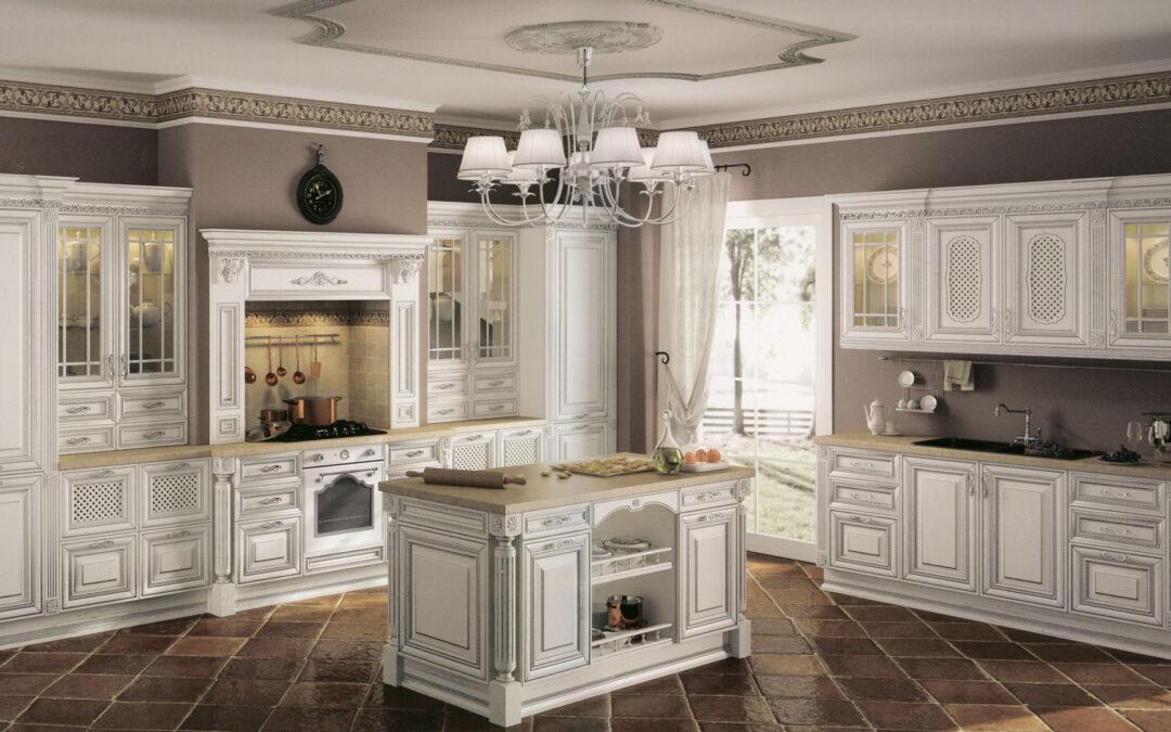 Кухня FLAMINIA Итальянские кухни