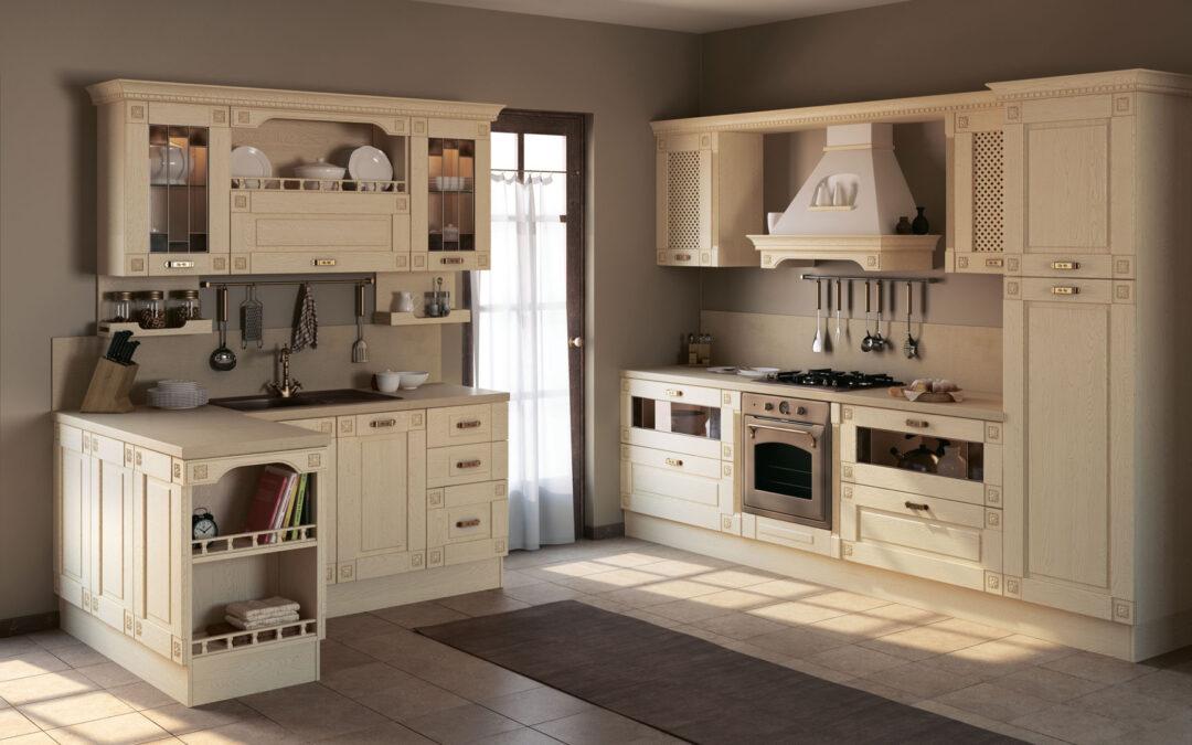 Кухня FLOREALE Итальянские кухни