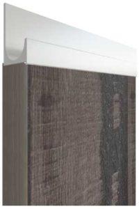 лиственница тёмная 23x2 + мореный дуб 4558