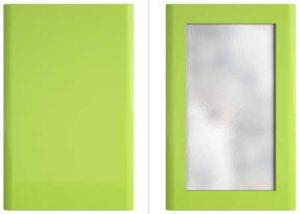 кислотная зелень