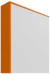 Апельсин PCV 23х2 13214 / белый 701
