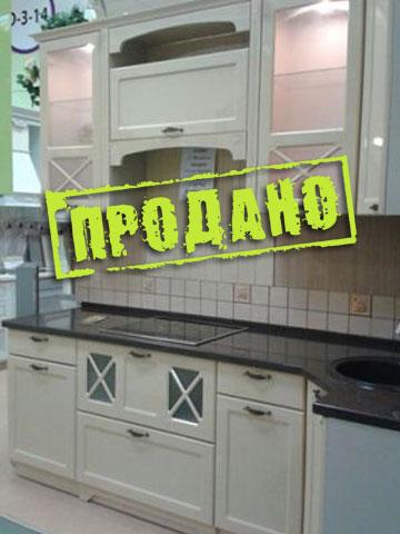 Распродажа в Москве, м. Электрозаводская, мебель для кухни Светлица в ТЦ Мебель России